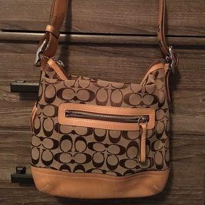 Coach handbag - like New